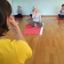 Yoga Champ Girault Octobre 2016