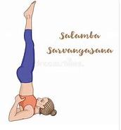 Perfectionner la posture sur les épaules ou Sarvangasan