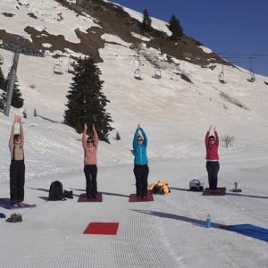 yoga praz de lys